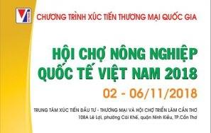 Khuyến Mãi Giảm 5% Hội Chợ Nông Nghiệp Quốc Tế Việt Nam 2018