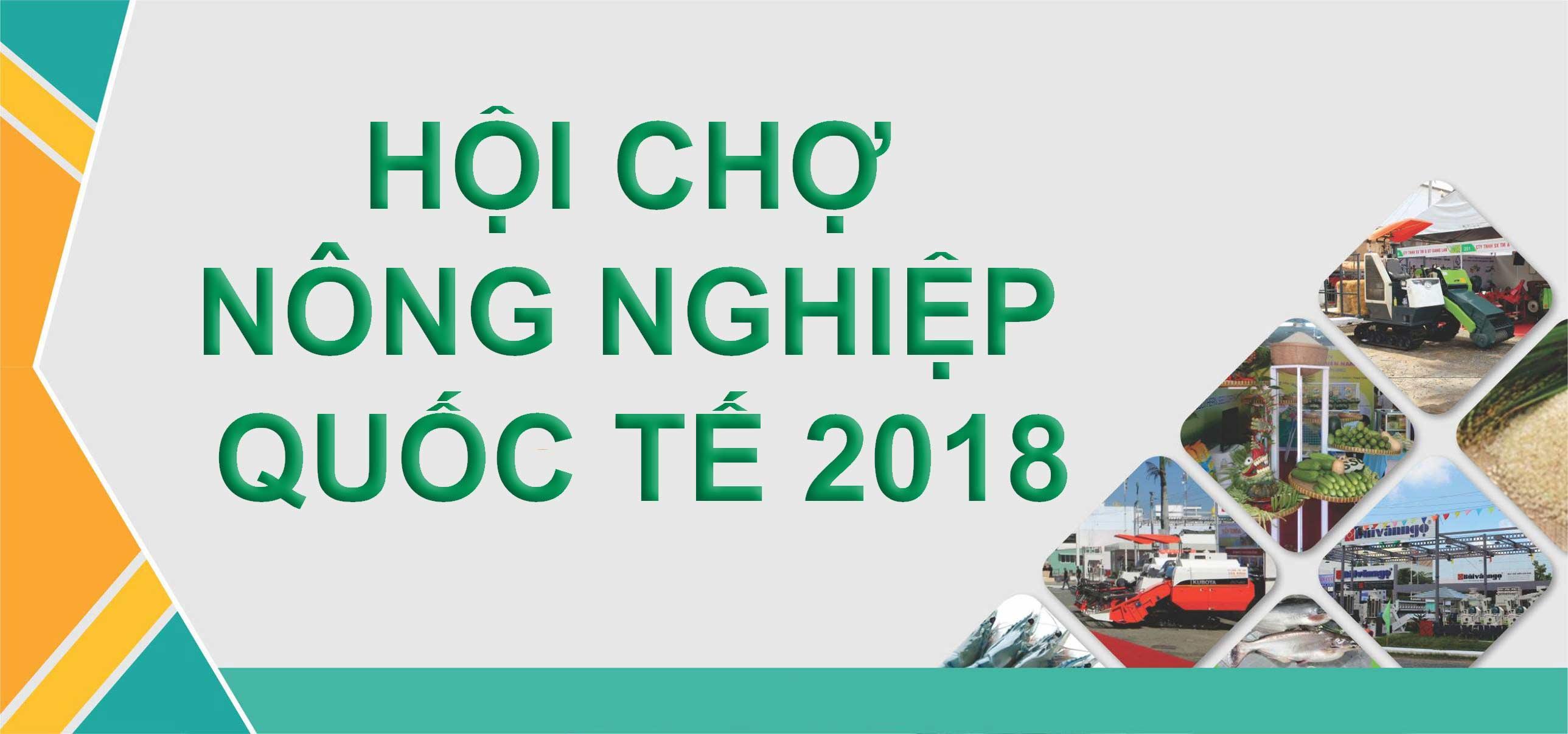 banner khuyen mai hoi cho nong nghiep quoc te viet nam 2018