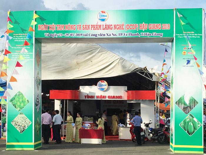 Khuyến Mãi 5% - Ngày Hội Tam Nông Và Sản Phẩm Làng Nghề OCOP 2019