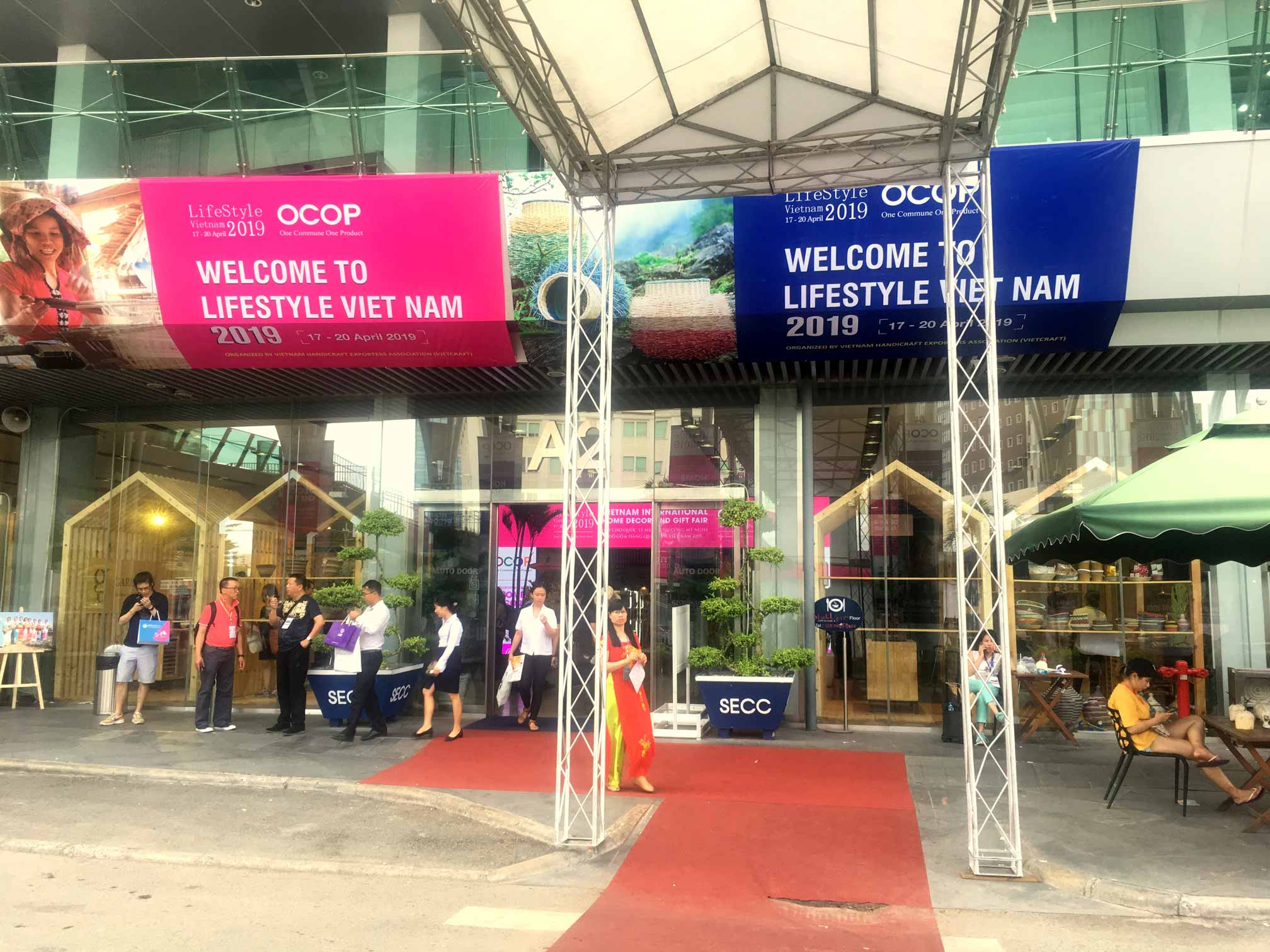 Khuyến Mãi 5% – Hội Chợ Quốc Tế OCOP Và Lifestyle Vietnam 2019